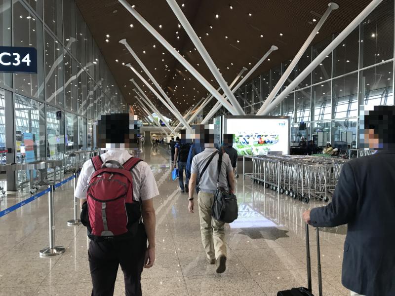 クアラルンプール国際空港1