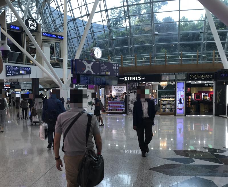 クアラルンプール国際空港2