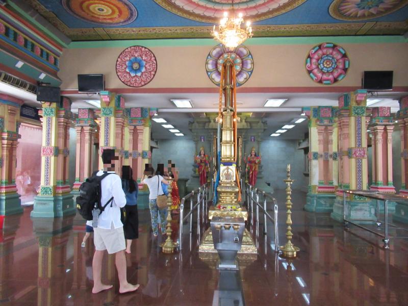 スリ・マハ・マリアマン寺院3