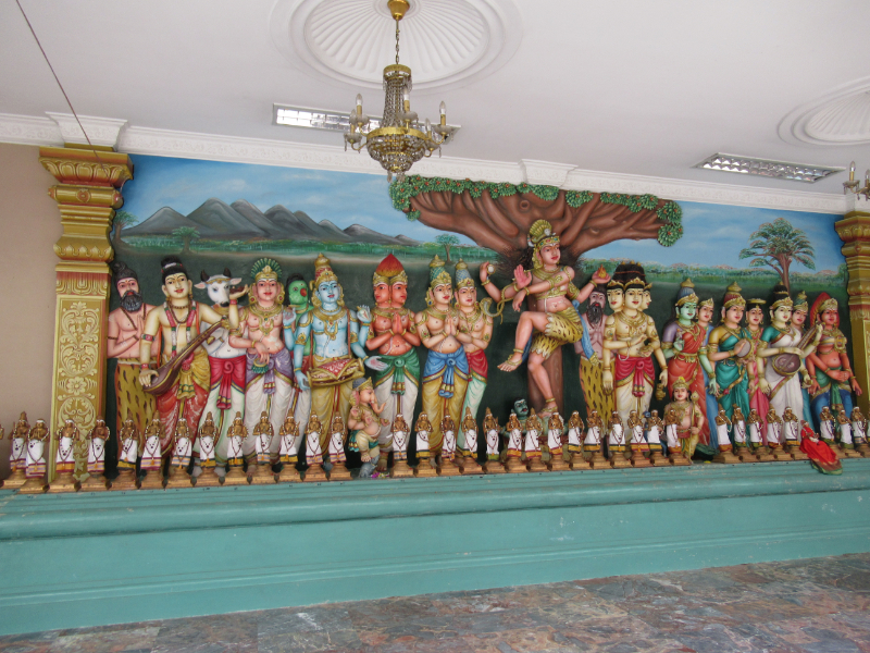 スリ・マハ・マリアマン寺院4