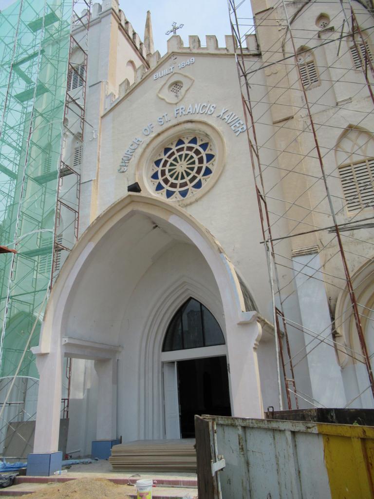 フランシスコ・ザビエル教会