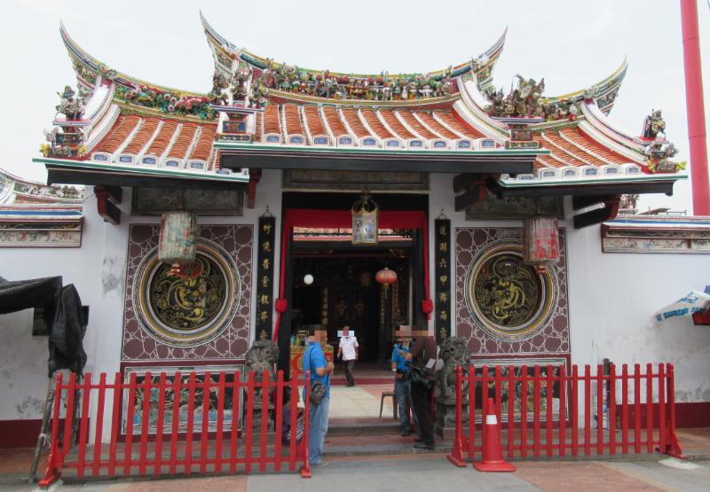 チェン・フー・テン寺院
