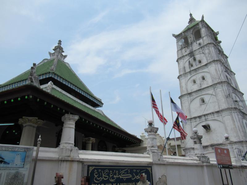 カンボン・クリン・モスク