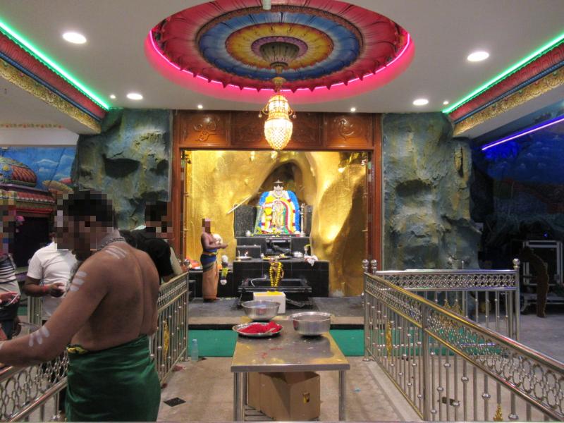 バトゥ洞窟寺院
