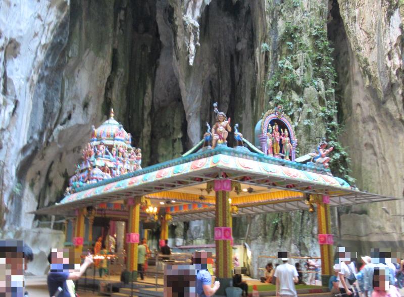 バトゥ洞窟本堂