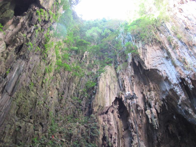 バトゥ洞窟内5