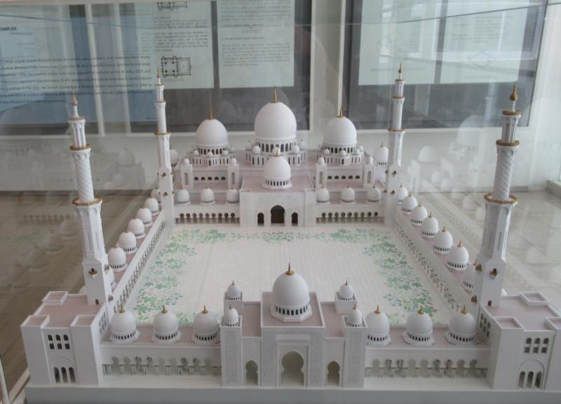 モスク模型