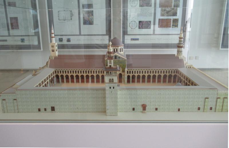 モスク模型2