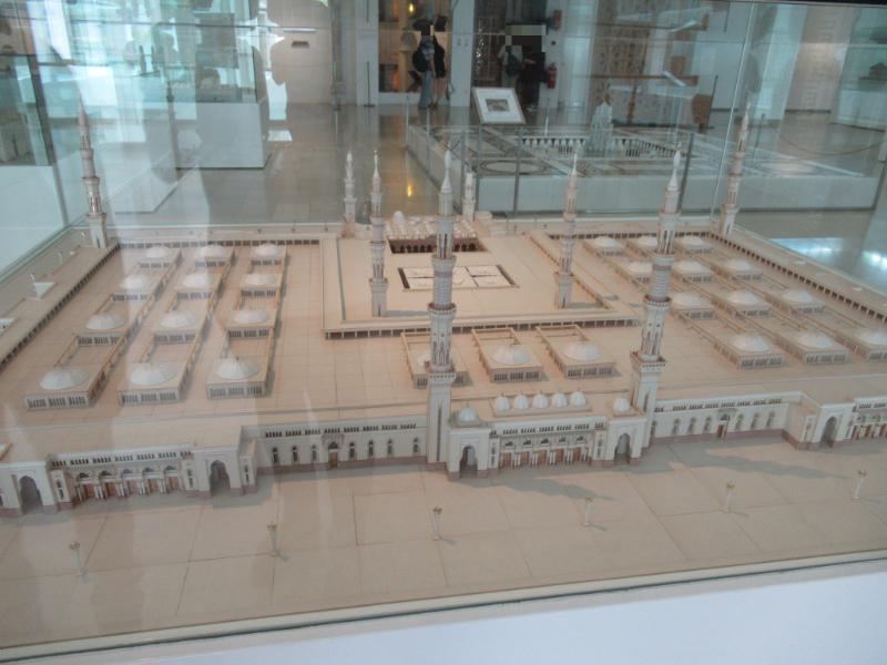 モスク模型3