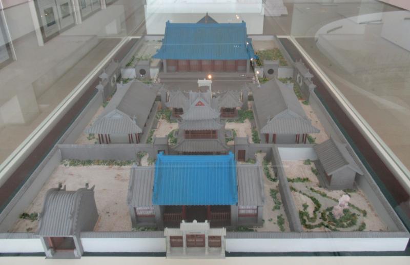 モスク模型4