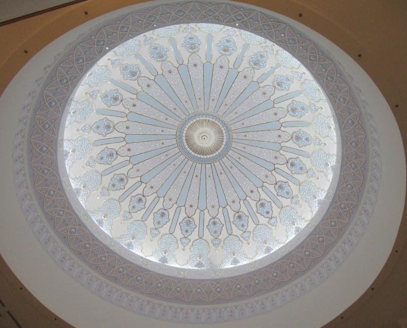 イスラム美術館ドーム