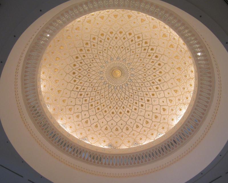 イスラム美術館ドーム2