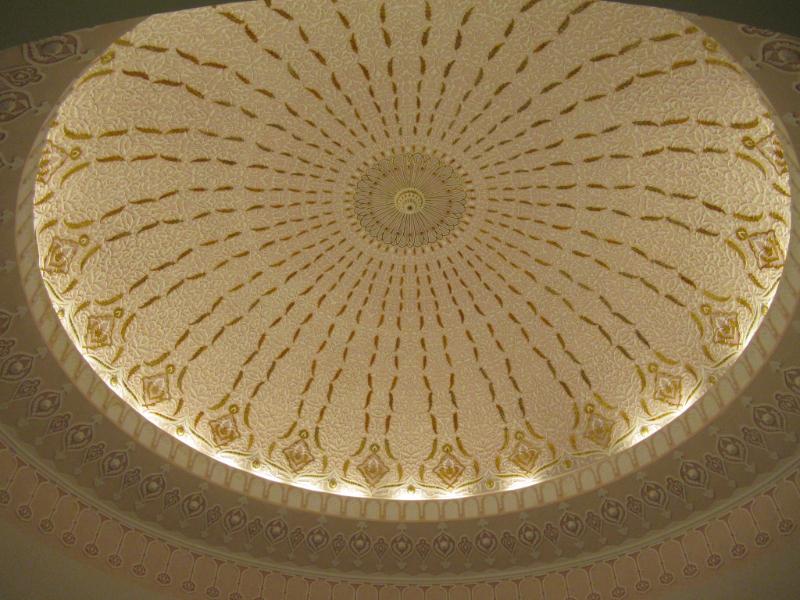 イスラム美術館ドーム3
