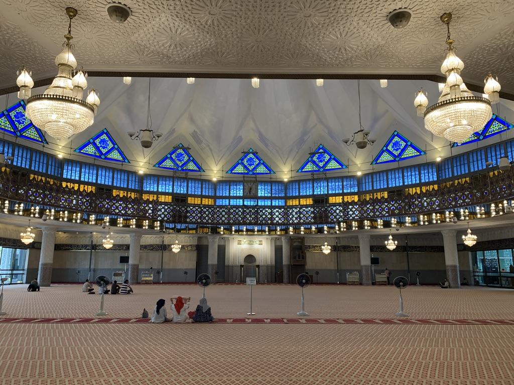 国立モスク礼拝堂2