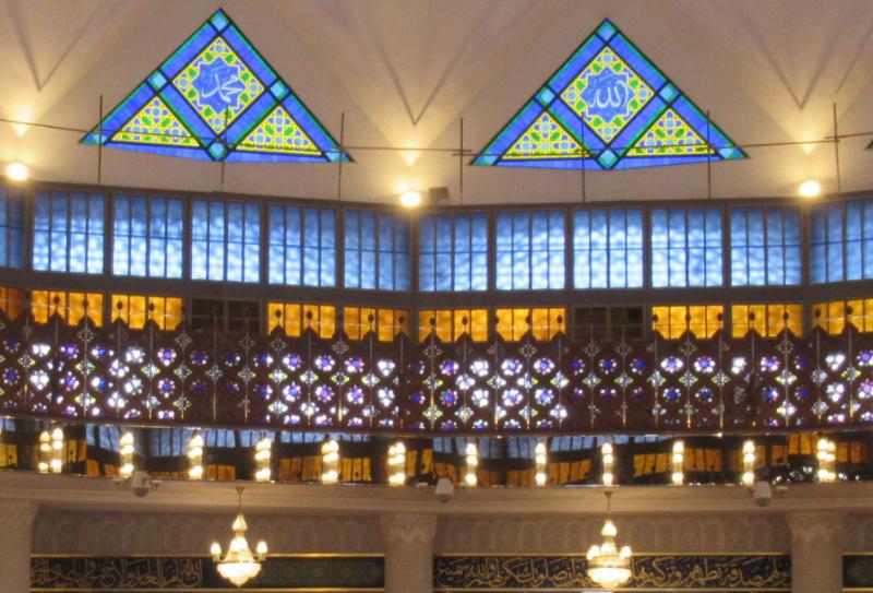 国立モスクステンドグラス