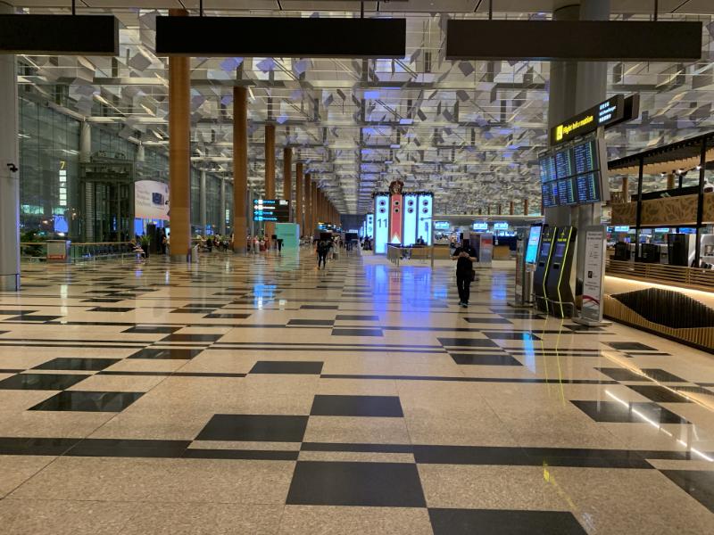 チャンギ国際空港第3ターミナル