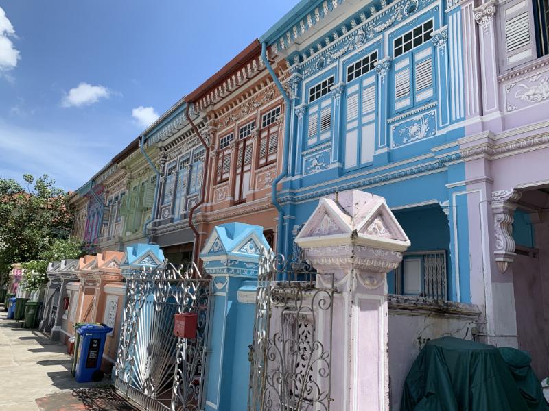 カトン プラカナン建築