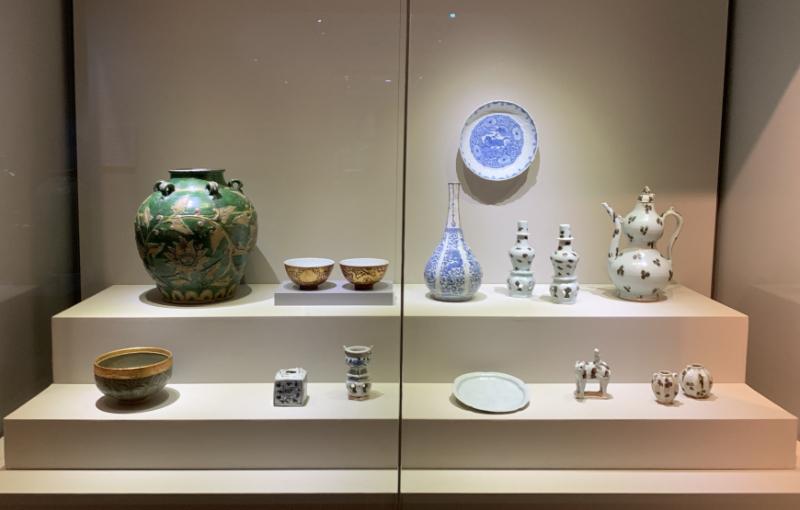 東南アジアにおける中国の陶磁器