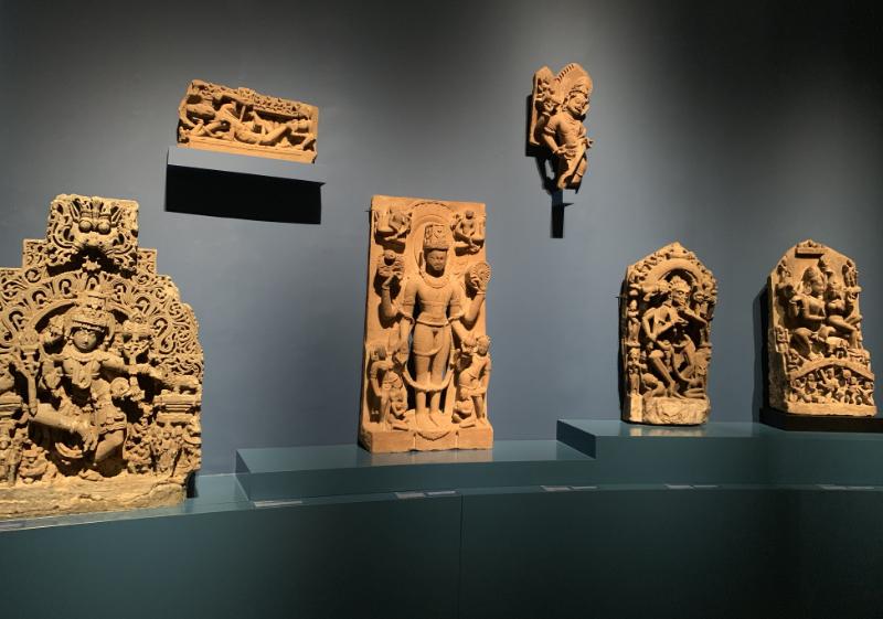 ヒンドゥー教寺院の彫刻