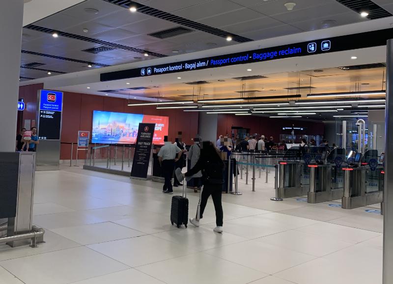 イスタンブール国際空港