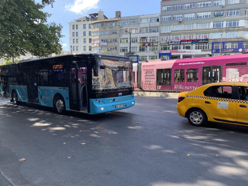 イスタンブール交通手段