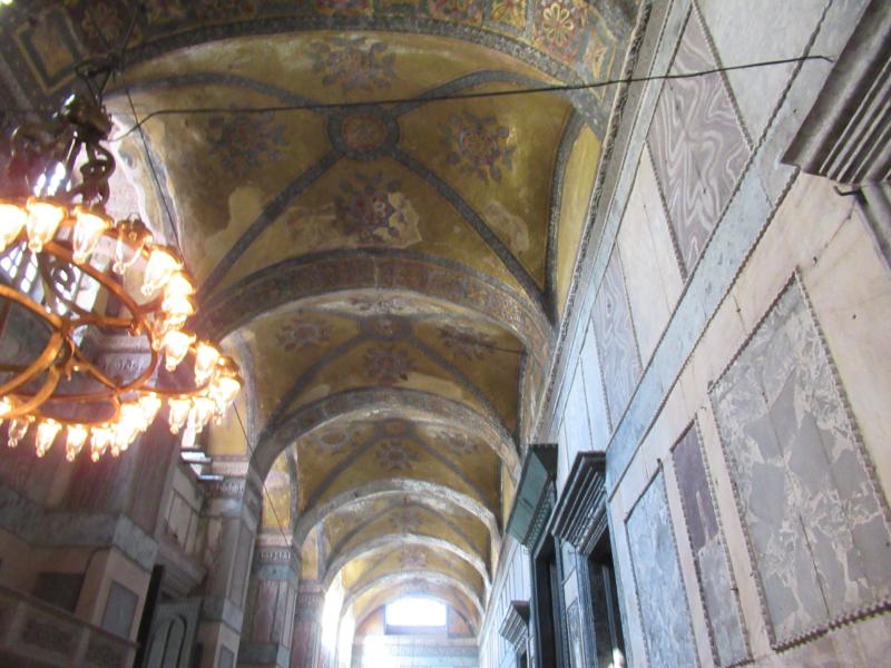 アヤソフィア拝廊