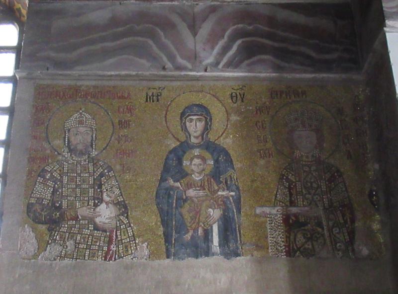 聖母子皇帝家族