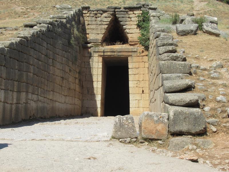 アトレウスの宝庫