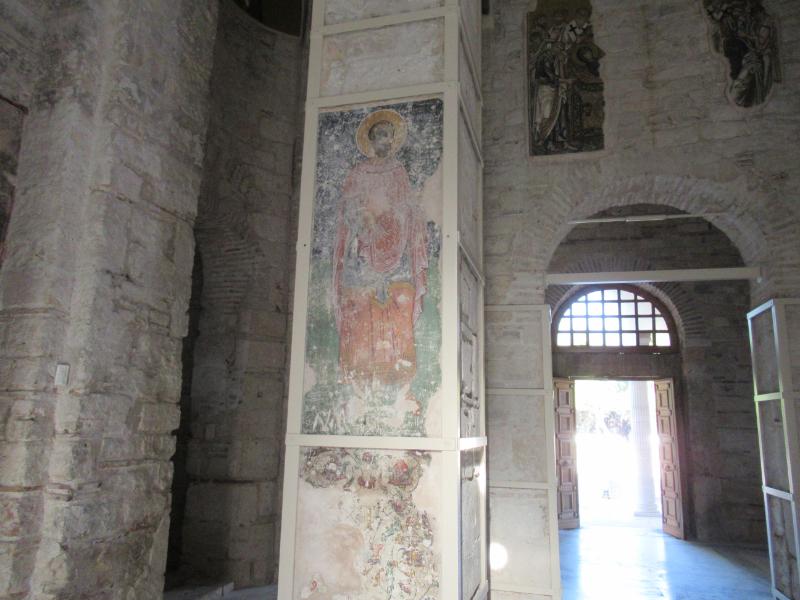ダフニ修道院モザイク画