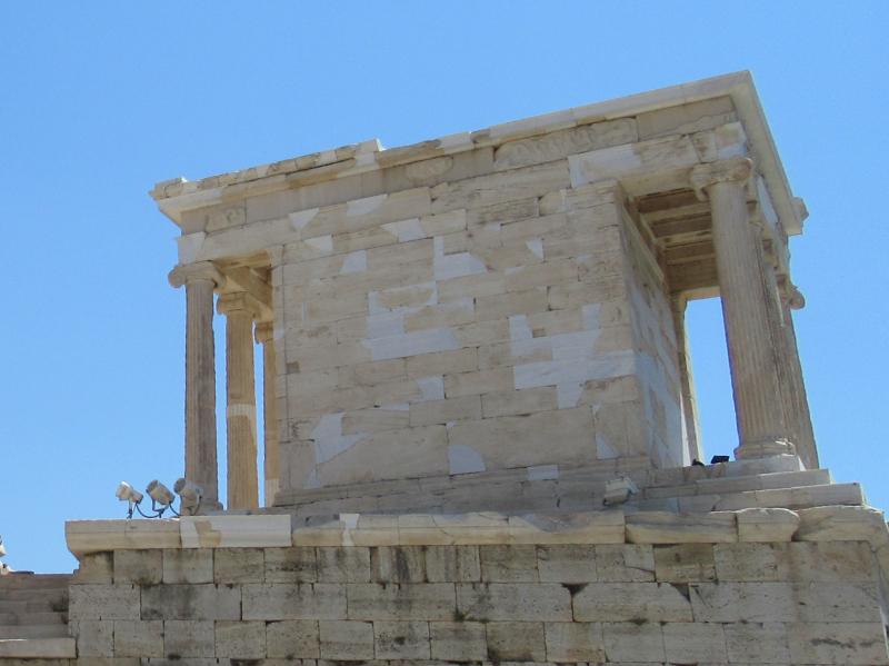 アテナ・ニケ神殿