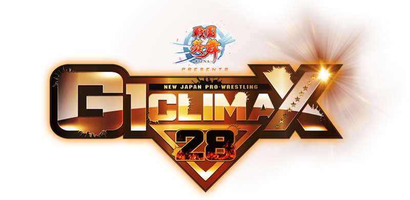 G1CLIMAX28ロゴ