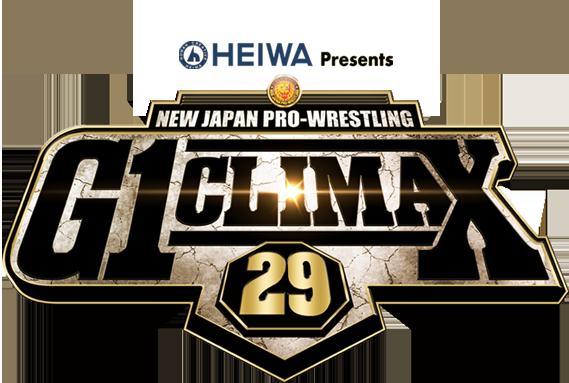 G1クライマックス29ロゴ
