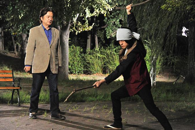 大和田伸也と暗殺ちゃん