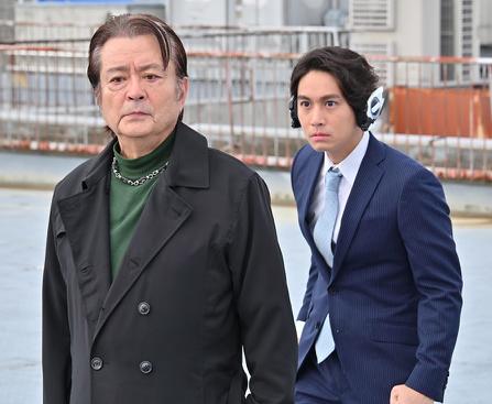 大和田伸也と松田エンジ