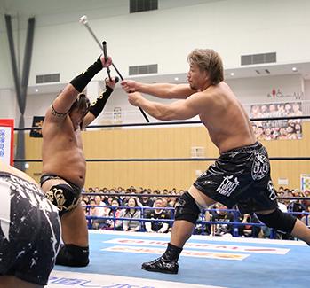 タイチ vs 高橋裕二郎