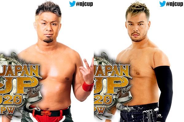 YOSHI-HASHI vs KENTA
