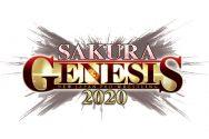 SAKURA GENESISロゴ