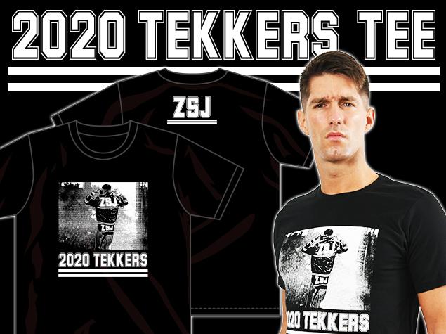 ザック・セイバーJr.Tシャツ