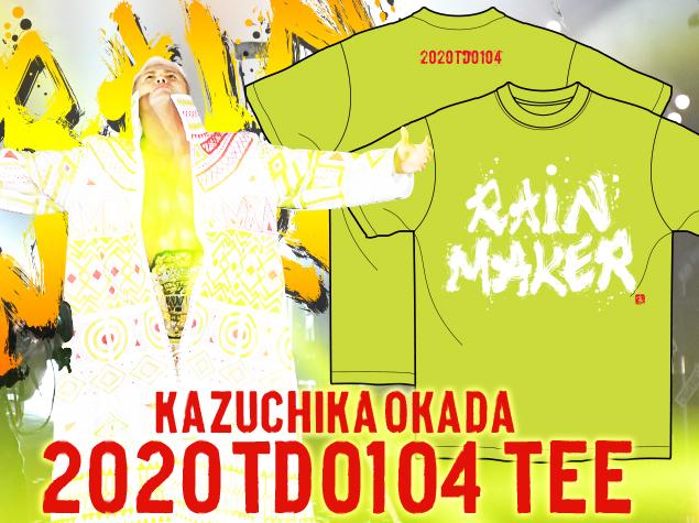オカダ・カズチカTシャツ