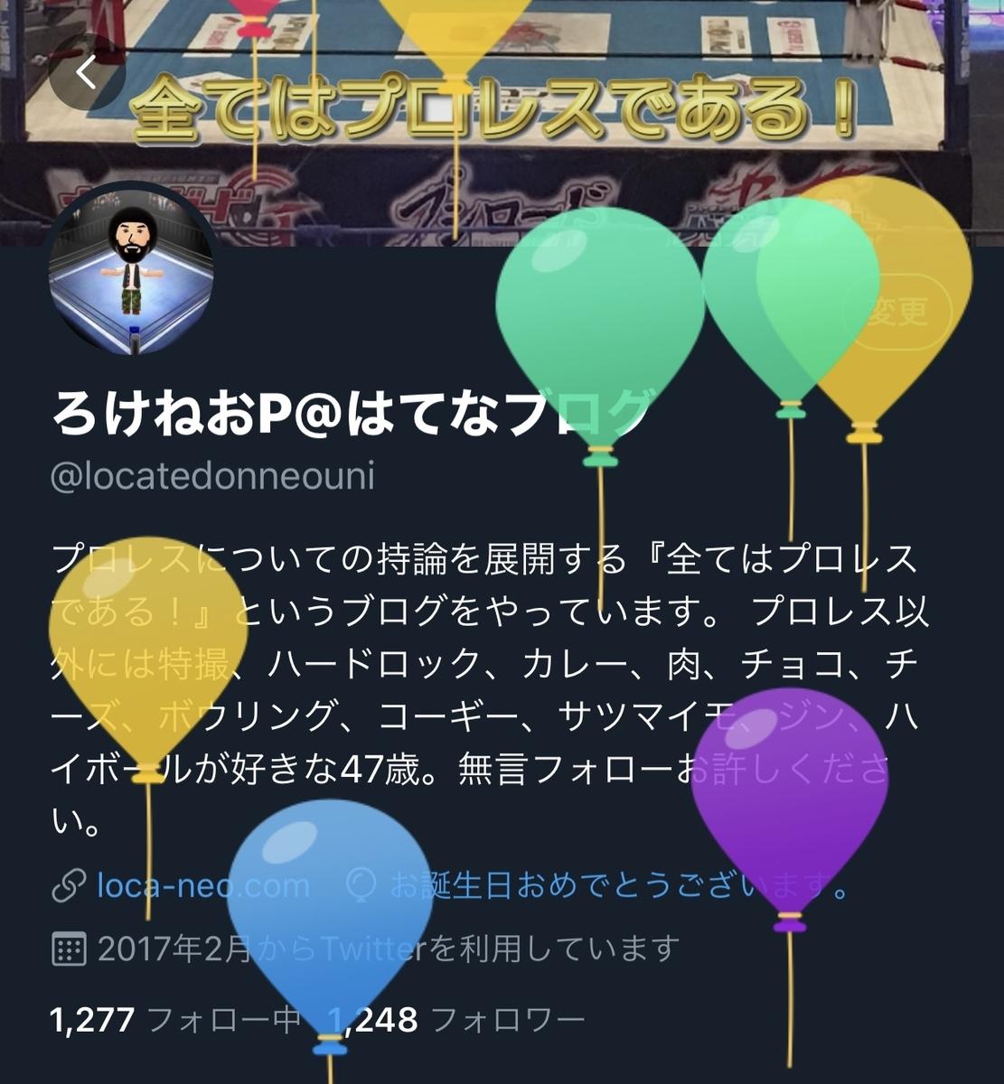 48歳の誕生日