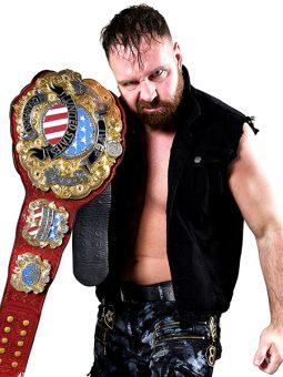 IWGP USヘビー級チャンピオン:ジョン・モクスリー