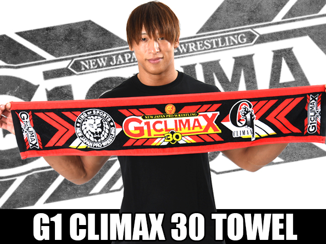 G1 CLIMAX 30 TOWEL