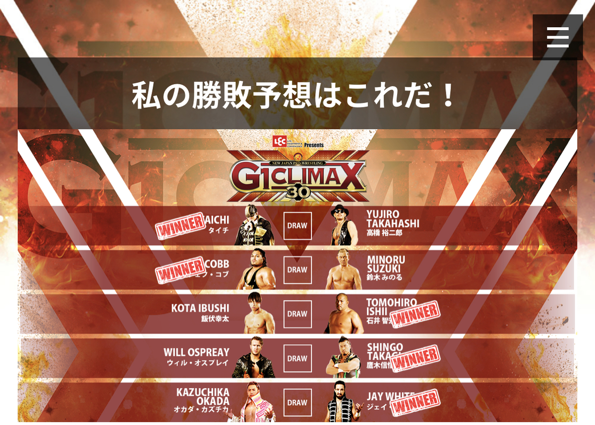 9.27 G1 CLIMAX 30 予想