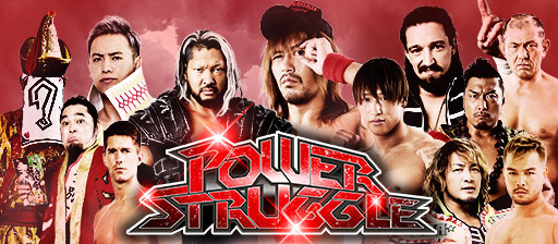 POWER STRUGGLE 2020