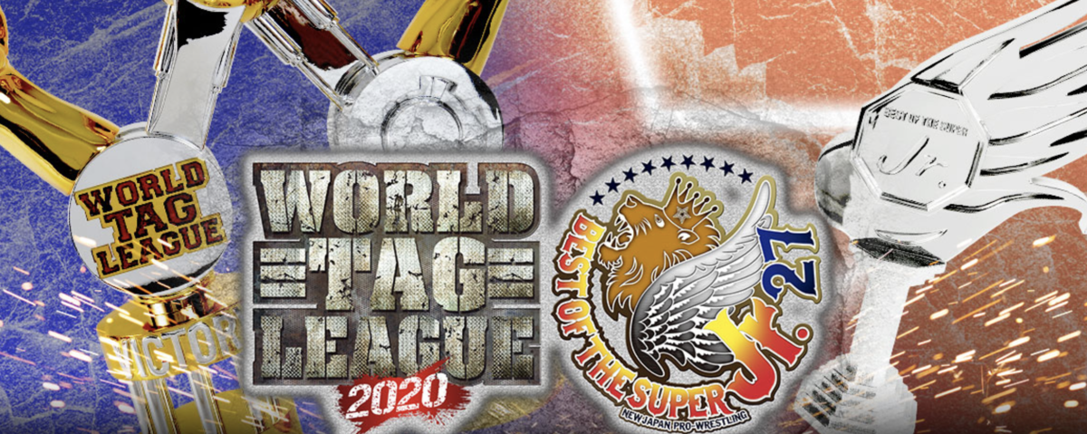 WORLD TAG LEAGUE2020&BEST OF THE SUPER JR.27