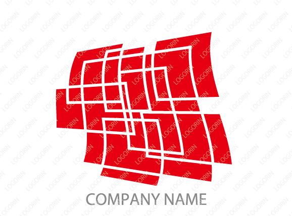 『*[赤系のロゴ]』の検索結果 , ロゴリンのロゴデザインテクニック