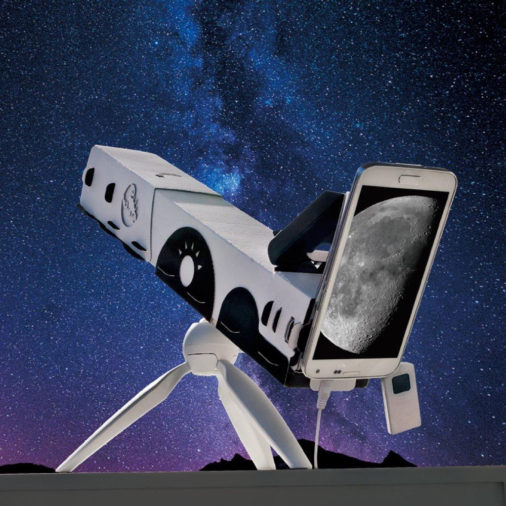 スマホ天体望遠鏡PANDA