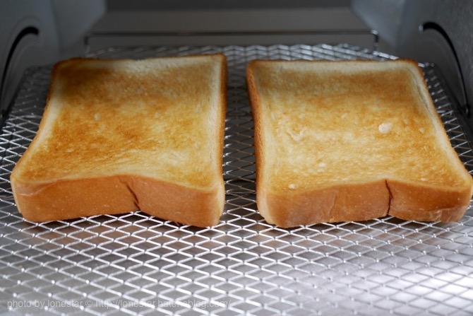 オーブントースター 温度調節