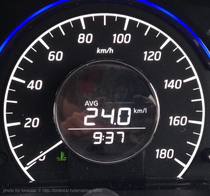 新型ノート 燃費