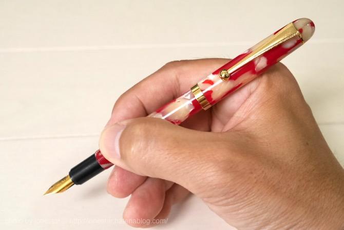 セルロイド 万年筆